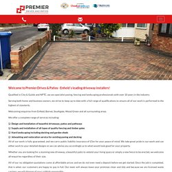 Driveway Services Enfield