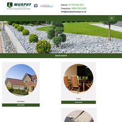 Driveways Staines