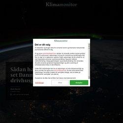 Sådan har du aldrig set Danmarks drivhusgasser før - miljoogklima.dk
