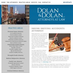 Drunk Driving Accident Attorney & Law Firm New Haven, CT - Dolan & Dolan, LLC