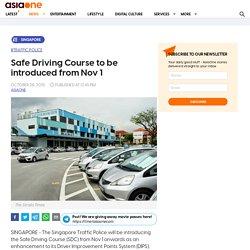 (Positive Punishment) Safe Driving Course, asiaone.com
