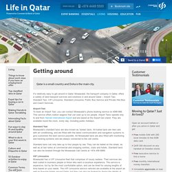 Driving License, Transportation and Driving in Qatar