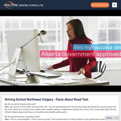 Driving School Northwest Calgary