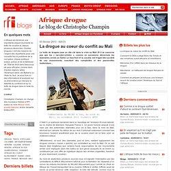 La drogue au coeur du conflit au Mali