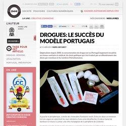 Drogues: le succès du modèle portugais
