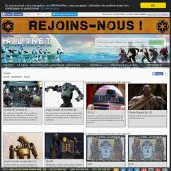 Droide Star Wars - Liste des Droides et Robots
