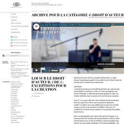 © Droit d'auteur « CAPIC Montreal