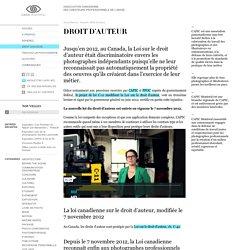 Droit d'auteur « CAPIC Montreal