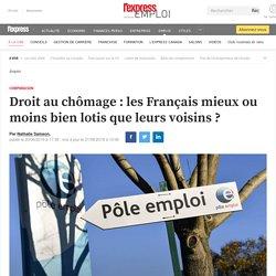 Droit au chômage : les Français mieux ou moins bien lotis que leurs voisins ?