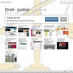 Droit - Justice