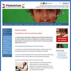 Droit à la Santé : Comprendre le droit à la santé des enfants