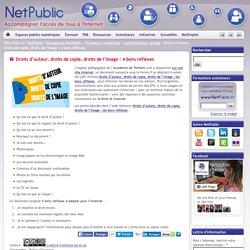 Droits d'auteur, droits de copie, droits de l'image : 4 bons réflexes