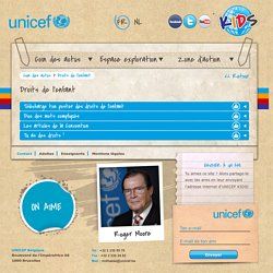 Droits de l'enfant - UNICEF Kids