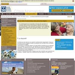 MSA - Les droits fondamentaux des personnes âgées