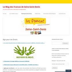 Le Blog des Francas de Seine-Saint-Denis