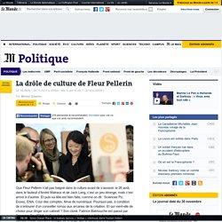 28/11 La drôle de culture de Fleur Pellerin