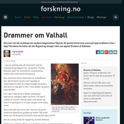 Drømmer om Valhall