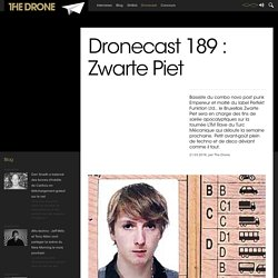 Dronecast 189 : Zwarte Piet