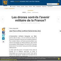 Les drones sont-ils l'avenir militaire de la France?