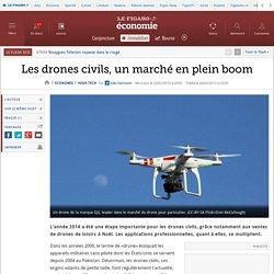 Les drones civils, un marché en plein boom