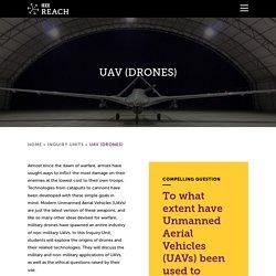 UAV (Drones) - Inquiry Unit