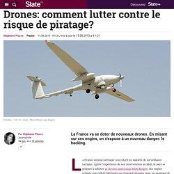 Drones: comment lutter contre le risque de piratage?