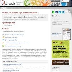 Drools - JBoss