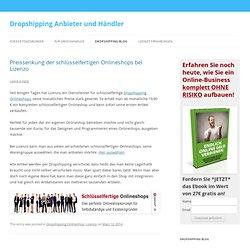 Dropshipping Blogseite « Dropshipping Anbieter und Händler