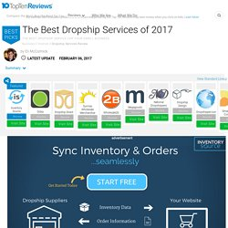 The Best Dropshipping Services of 2017