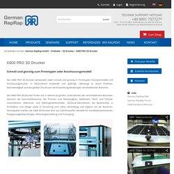 X400 PRO 3D DruckerX400 PRO 3D printer - German RepRap GmbH
