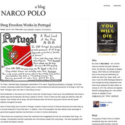 Drug Freedom Works in Portugal : Narco Polo