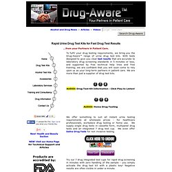 Drug Test Kit, Drug testing kits, drug test kits, urine drug test kits