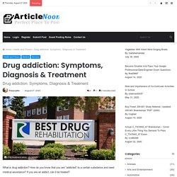 drug treatment clinic