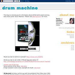 DRUM MACHINE