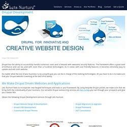 Drupal Web Development, Drupal Module Development, Drupal Theme Development