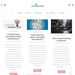 The Unofficial Drupal Theme Site - Download Free Drupal 5, Drupa