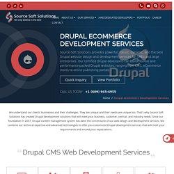 Drupal eCommerce Development