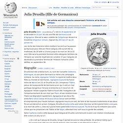 Julia Drusilla - 16-38