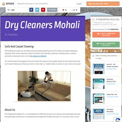 Dry Cleaners Mohali
