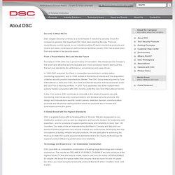 About DSC