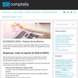 DCG/DSCG 2020 : l'impact de la réforme - Comptalia - Le Blog