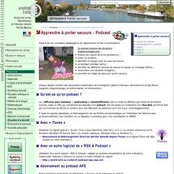 DSDEN du Val-de-Marne : apprendre à porter secours