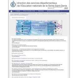 DSDEN 93 - L'éducation en Seine-Saint-Denis