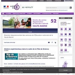 DSDEN Haute-Marne