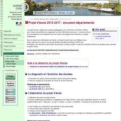 DSDEN du Val-de-Marne- Le projet d'école