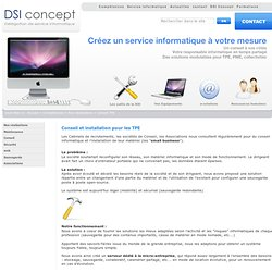 DSI Concept - Conseil TPE