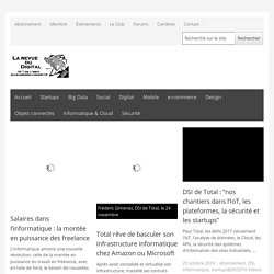 DSI - La Revue du Digital