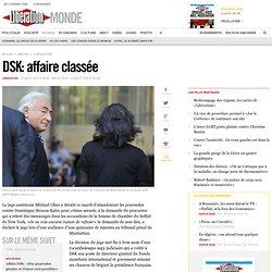 DSK: affaire classée