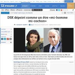 France : DSK dépeint comme un être «mi-homme mi-cochon»