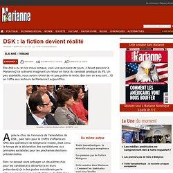 DSK : la fiction devient réalité